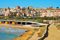 Испания tarragona Стоковые Фотографии RF