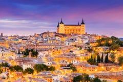 Испания toledo Стоковая Фотография RF