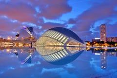 Испания valencia стоковое фото