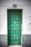 Испанская дверь ` s рыболова Стоковое Изображение RF