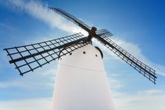 испанская ветрянка Стоковое Изображение