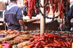 Испанская еда улицы Стоковая Фотография RF