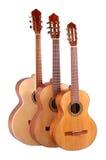 Испанская классическая гитара Стоковое Изображение RF