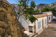Испанская дом Стоковая Фотография