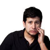 испанские детеныши человека Стоковые Фотографии RF