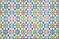 Испанские плитки стоковые изображения