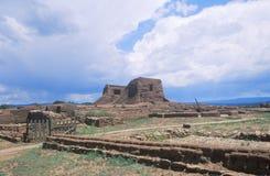 Испанские руины полета стоковые фотографии rf