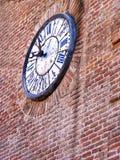 Испанские часы Стоковая Фотография