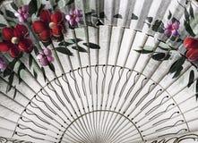 Испанский вентилятор Стоковое Фото