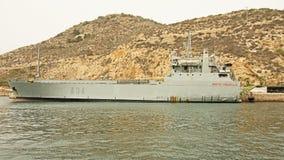 Испанский военно-морской флот, Cartagena Стоковое Изображение