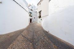 Испанский город стоковое фото rf
