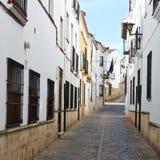 Испанский город Ronda стоковое фото rf