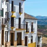Испанский город Ronda стоковая фотография rf
