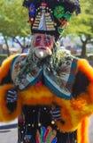 Испанский международный парад дня стоковое фото