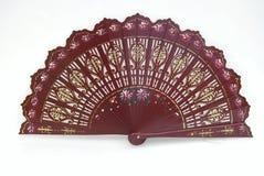 испанский язык вентилятора Стоковое Изображение RF