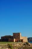 испанский язык замока стоковые фото