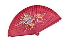 испанский язык изолированный вентилятором Стоковые Изображения RF