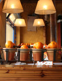 испанский язык ресторана Стоковое Фото
