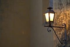 испанский язык светильника стоковая фотография