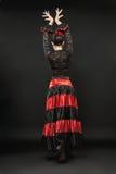 испанский язык танцора Стоковые Фото