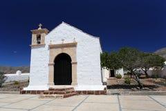 испанский язык церков Стоковая Фотография