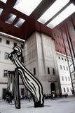 испанский язык sofia reina музея изобразительных искусств национальный Стоковые Фото