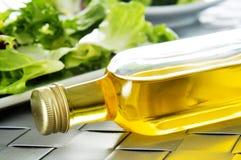Испанское оливковое масло Стоковое Изображение