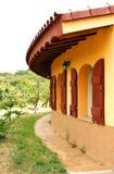 Испанское ранчо стоковая фотография
