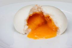 испаренная плюшка стоковое изображение