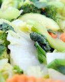 испаренные овощи Стоковое Изображение RF