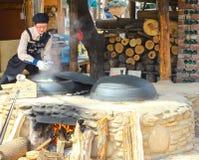 Испаренный магазин плюшки вещества в острове nami Стоковые Фото