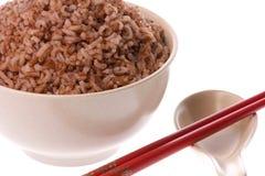 испаренный рис волокна высокий красный стоковые фотографии rf