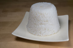 Испаренный рис Стоковые Фотографии RF