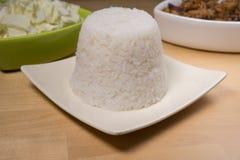 Испаренный рис Стоковое Изображение