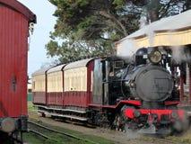 испаритесь поезд Стоковые Фото