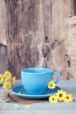 испаряться кофейной чашки Стоковое Изображение RF