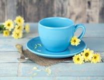 испаряться кофейной чашки Стоковая Фотография