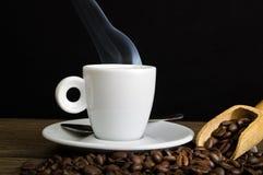испаряться кофе Стоковое Изображение RF