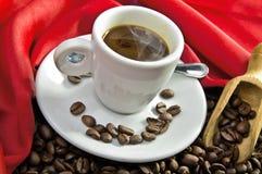 испаряться кофе Стоковое Изображение