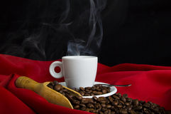 испаряться кофе Стоковая Фотография