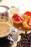 испеките кофе свежий Стоковые Изображения
