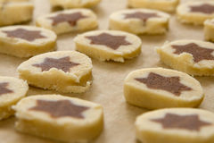 испеките печенья готовые к Стоковые Изображения