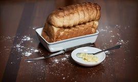 Испеките хлеб Стоковое Изображение RF