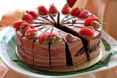 испеките шоколад стоковое изображение rf
