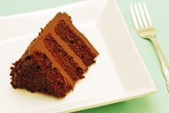 испеките шоколад Стоковые Изображения RF