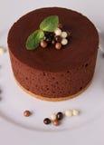 испеките mousse шоколада Стоковые Изображения RF