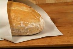 испеченная бумага хлеба Стоковые Фотографии RF