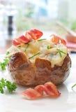 Испеченная картошка стоковое фото rf