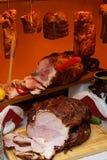 испеченная свинья Стоковое Фото