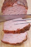 испеченное баварское мясо хлебца Стоковое фото RF